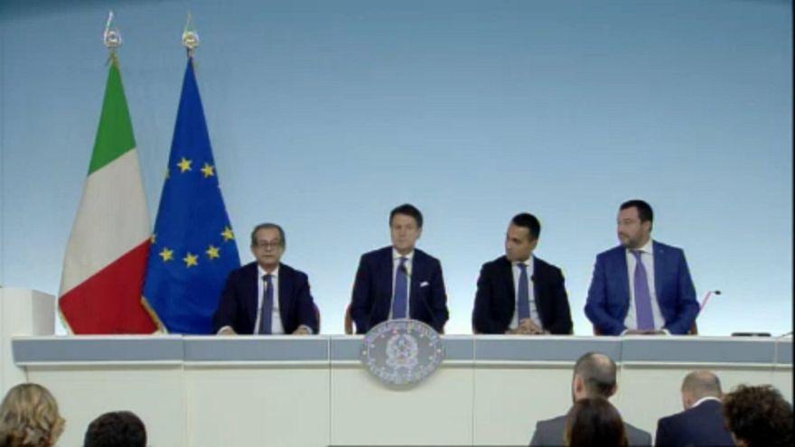 Haushaltsstreit zwischen Brüssel und Rom wird schärfer