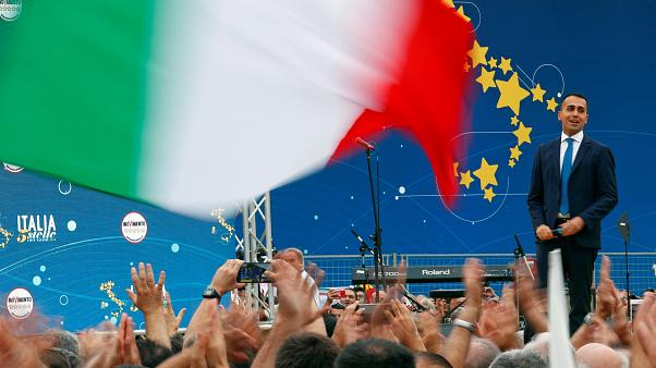 Italy's Di Maio calls for 'new European group' for 2019 elections