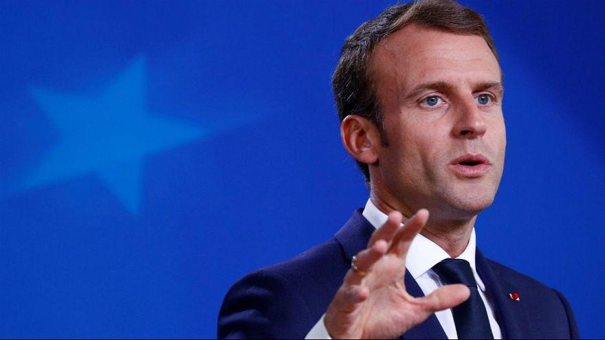 ماکرون خطاب به ترامپ: پیمان منع موشکهای هستهای برای امنیت اروپا کلیدی است