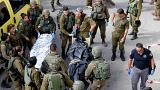 Palestiniano abatido depois de esfaquear soldado israelita