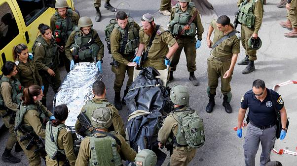 Lelőttek egy palesztint Hebronban