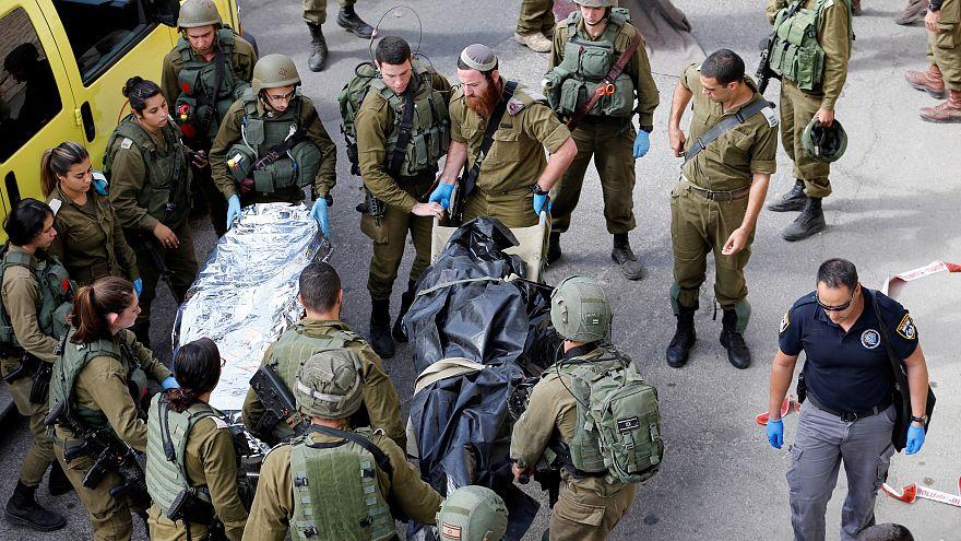 Attaque au couteau en Cisjordanie