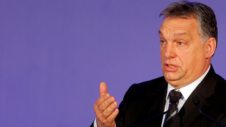 Primeiro-ministro húngaro Viktor Orbán visita Israel