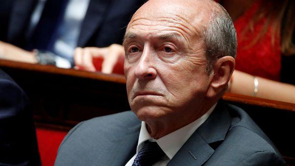 Benalla-Affäre: Französischer Innenminister Collomb weist Schuld von sich