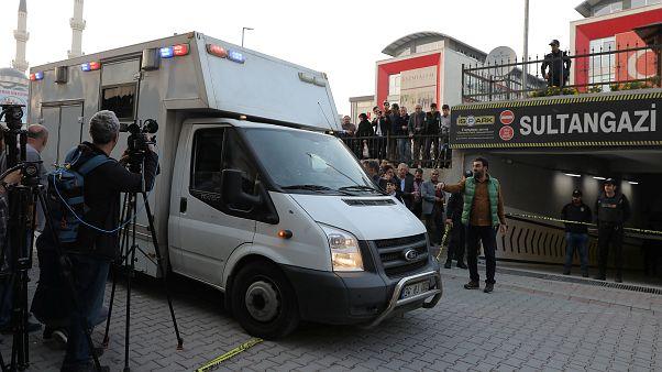 Gyanús autót találtak Isztambulban - a szaúdi konzulátushoz tartozik