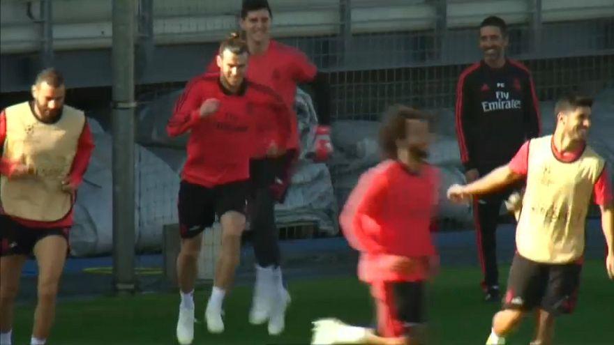 El Real Madrid busca un triunfo 'europeo' para curar sus heridas domésticas
