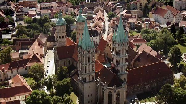 Naumburgo celebra la inclusión de su catedral como Patrimonio de la Humanidad