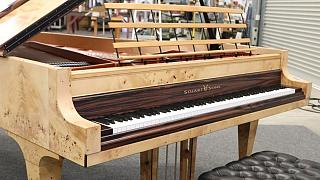 The last piano maker in Australia just made history