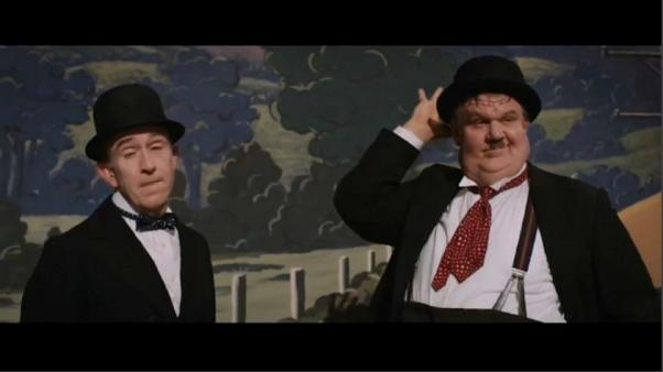 """Another fine mess!"": 'Stan and Ollie' movie pays homage to comedy double act"