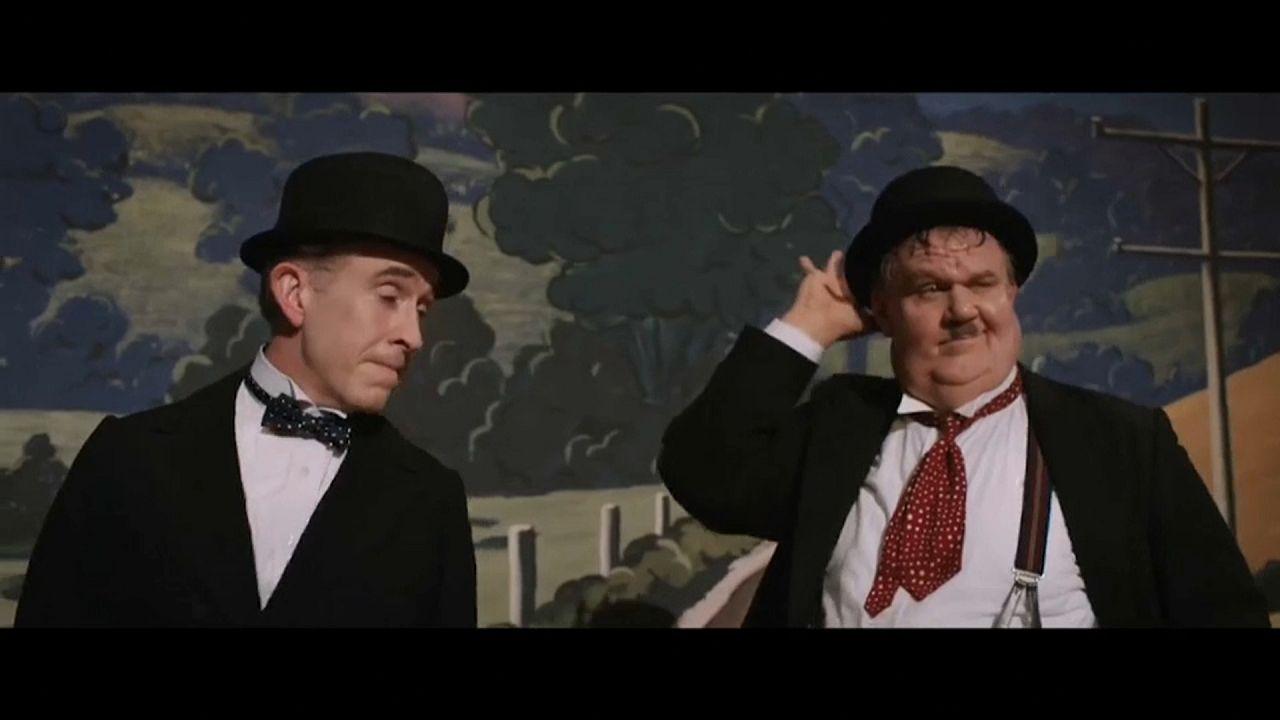 """Genau wie Dick & Doof: """"Stan & Ollie"""""""
