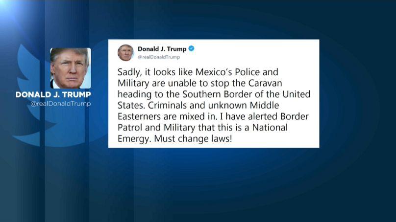 Carovana migranti: minacce di Trump alimenteranno i flussi migratori