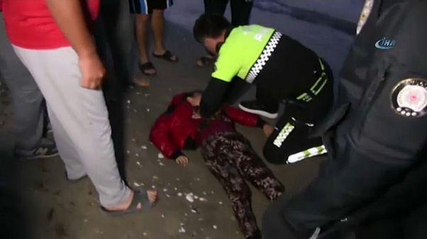 مقتل طفلين في غرق قارب يقل مهاجرين قبالة بودروم التركية