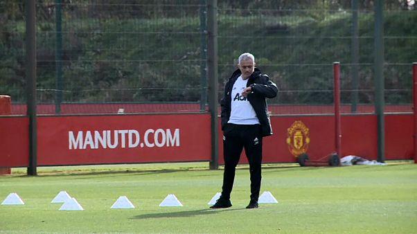"""Лига чемпионов возвращется: Роналду едет на """"Олд Траффорд"""""""