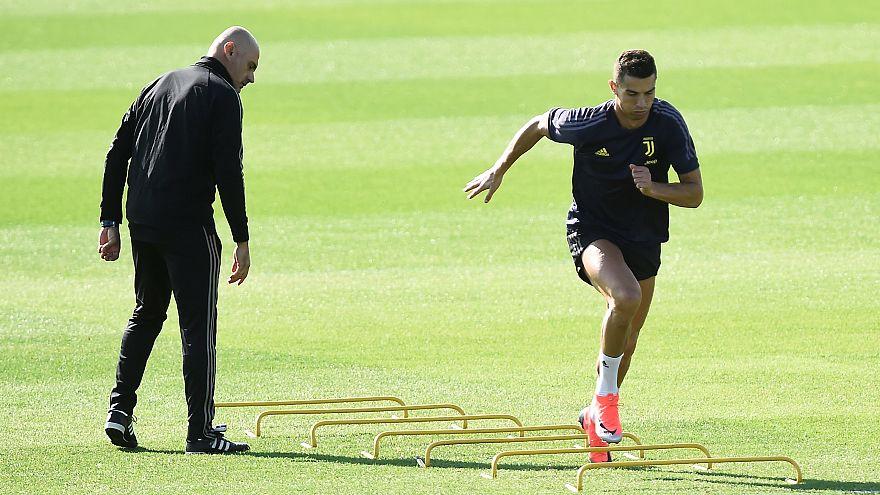 Şampiyonlar Ligi: Ronaldo 6 yıl forma giydiği M. United'a karşı