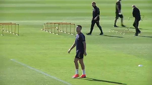 Cristiano Ronaldo vuelve a 'casa' en la Liga de Campeones