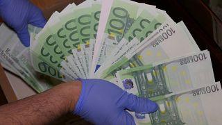 Bulgaristan'da son 10 yılın en büyük sahte para operasyonu