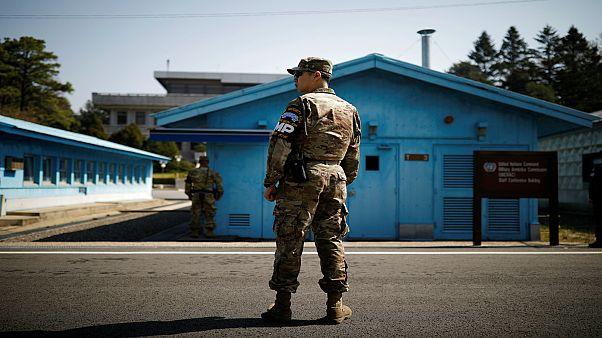 اتفاق بين الأمم المتحدة والكوريتين على نزع السلاح على الحدود