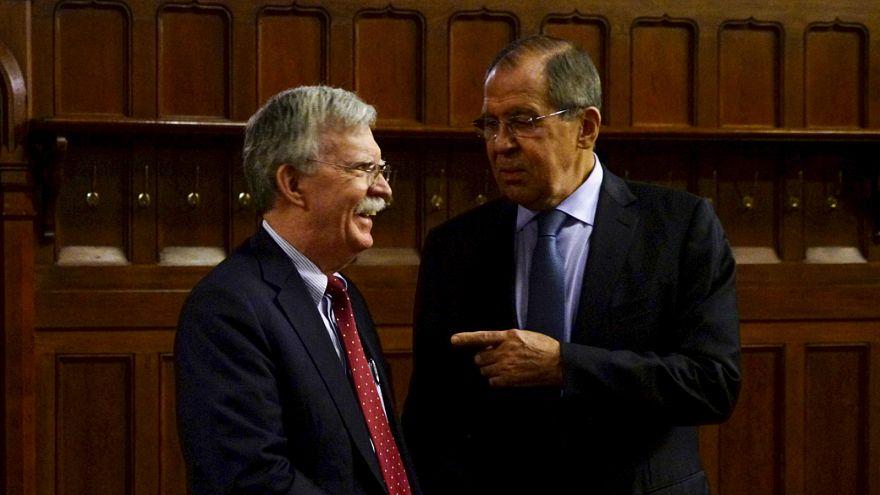 ABD Ulusal Güvenlik Danışmanı Bolton: Nükleer anlaşmalarla ilgili henüz kararımızı vermedik