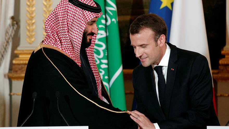 Weapons deals targeted as EU-Saudi relations sour