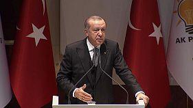 "Khashoggi : Erdogan promet ""toute la vérité"""