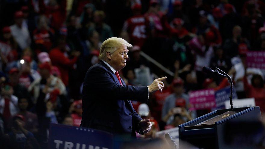 Nucléaire : Trump menace la Russie de développer l'arsenal américain