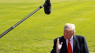Trump amenaza con reforzar su arsenal nuclear tras romper el tratado con Rusia