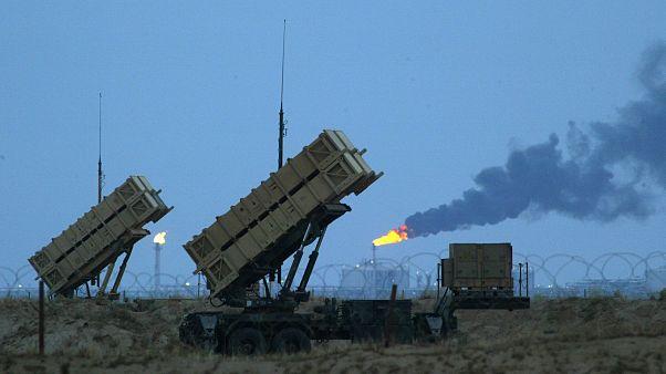 """Американская ракетная система """"Патриот"""""""