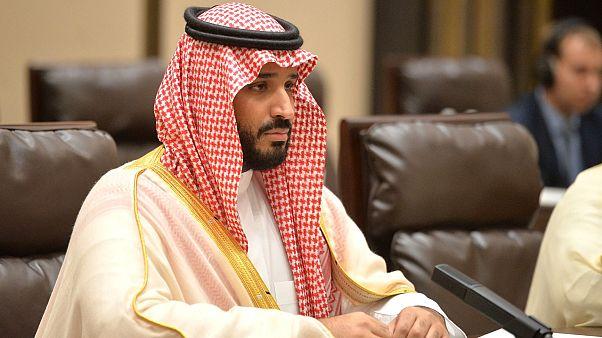 ولي العهد السعودي محمد بن سلمان في زيارة إلى موسكو 2016