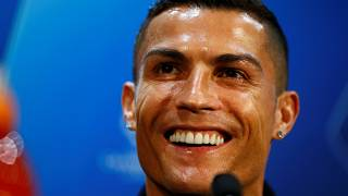 """Cristiano Ronaldo: """"Sei que sou um exemplo"""""""