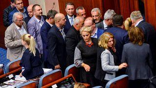 Το VMPO-DPMNE διέγραψε τον αντιπρόεδρο του κόμματος