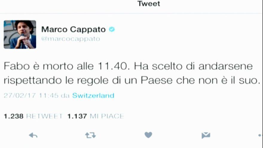 """Caso Cappato, oggi il verdetto della Consulta: """"Italia vuole eutanasia"""""""