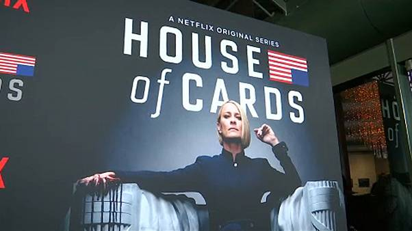 House of Cards premier Kevin Spacey nélkül