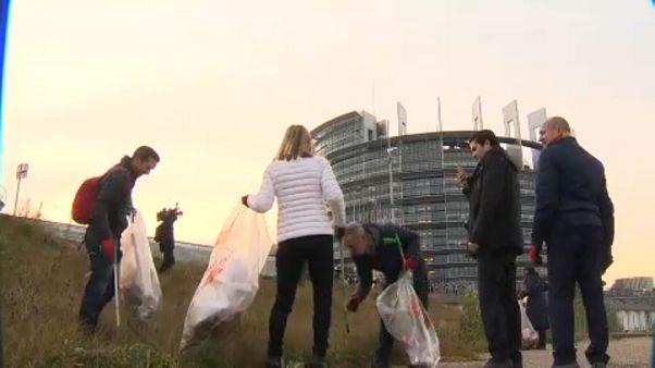 EU-Parlament will Einweg-Plastik verbieten