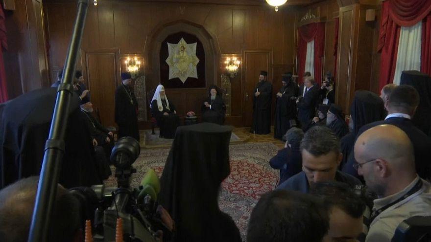 Ucrânia coloca Igreja Ortodoxa à beira do cisma
