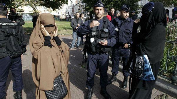 سازمان ملل قانون منع پوشش کامل در فرانسه را مخالف آزادی مذهب دانست