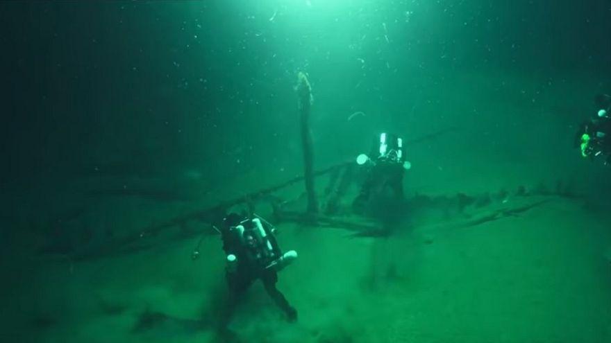 Βρέθηκε το αρχαιότερο άθικτο ναυάγιο στον κόσμο - Ένα αρχαίο ελληνικό πλοίο