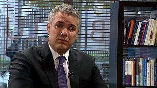 Iván Duque : « j'ai toujours dit que la solution au Venezuela ne pouvait être militaire »