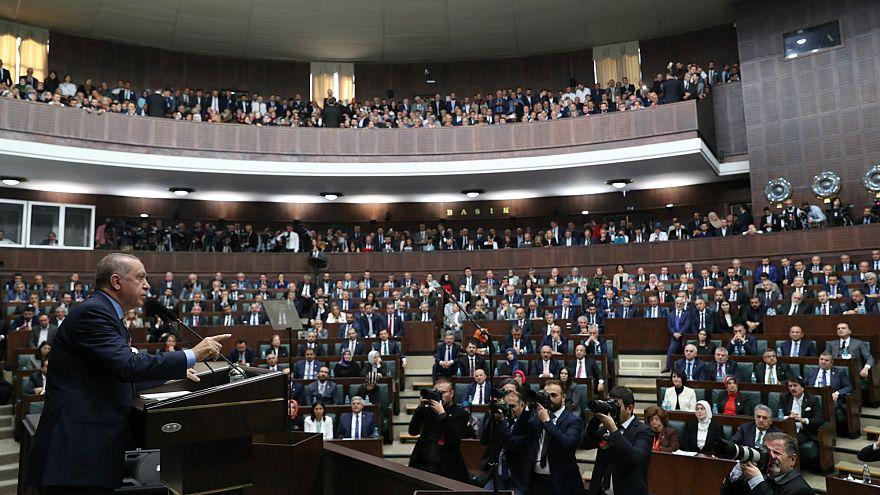 Erdoğan'ın konuşması Twitter'da dünya gündemine oturdu, yüz binlerce Tweet atıldı