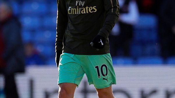 I due cuori di Mesut Özil