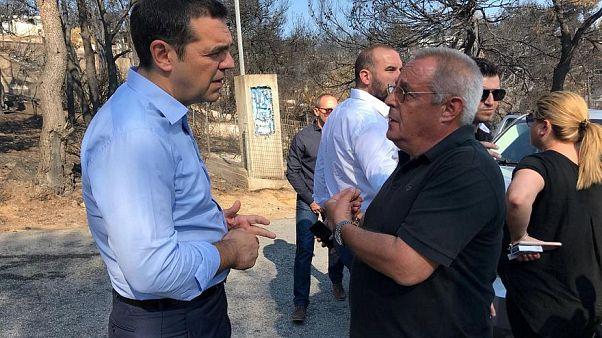 Incendi Grecia: Mitsotakis chiede dimissioni, non solo responsabilità