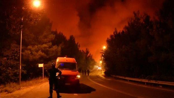 Incendi Grecia: Le cause legali dopo lo shock