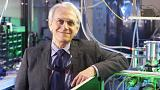 Nobel prizewinner says working on making nuclear waste safe
