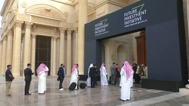 Saudische Investorenkonferenz: Business (fast) as usual