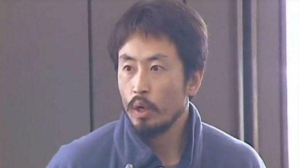 Suriye'de 3 sene önce esir alınan Japon gazeteci serbest bırakıldı