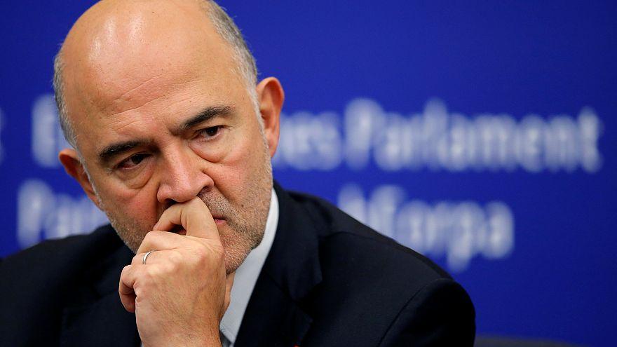 Pierre Moscovici, comisario europeo de Asuntos Económicos y Financieros.