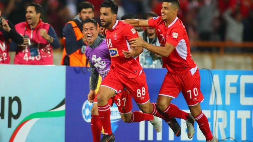 پرسپولیس به فینال جام قهرمانان آسیا رسید