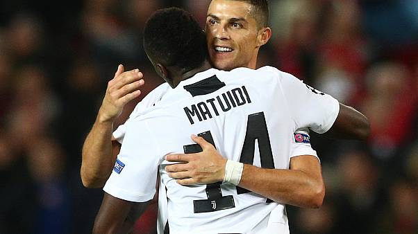 Cristiano Ronaldo regressa a Old Trafford para ganhar