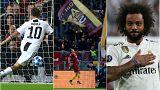 Şampiyonlar Ligi: Roma Cengiz ile güle oynaya kazandı, 'Juve' Old Trafford'dan 3 puanla döndü