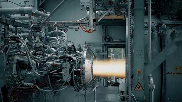 Tests on the Ariane 6's engine were completed on October 12