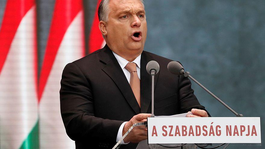 Victor Orbán acusa a la UE de querer fundar un imperio europeo